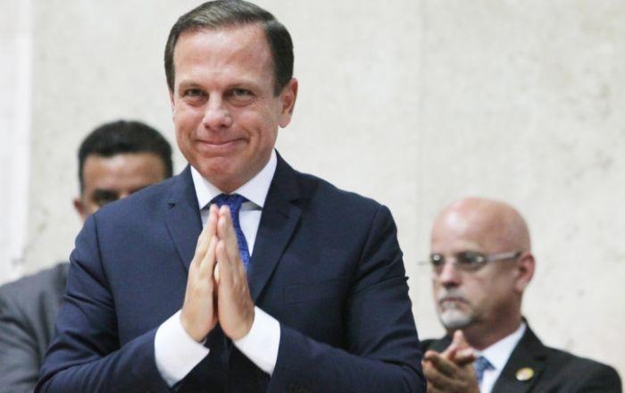 Doria se defende após quebrar promessa. Candidato vence também em Marília