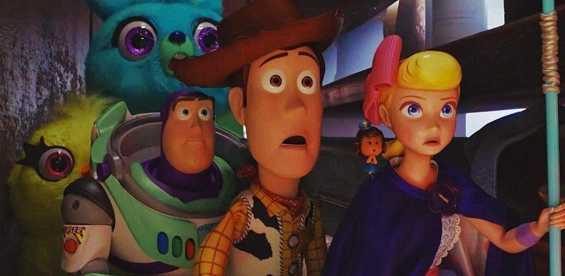 Woody, Buzz Ligthyear e toda a turma estão de volta