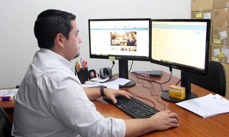 Eduardo Yamamoto secretário municipal de Tecnologia da Informação