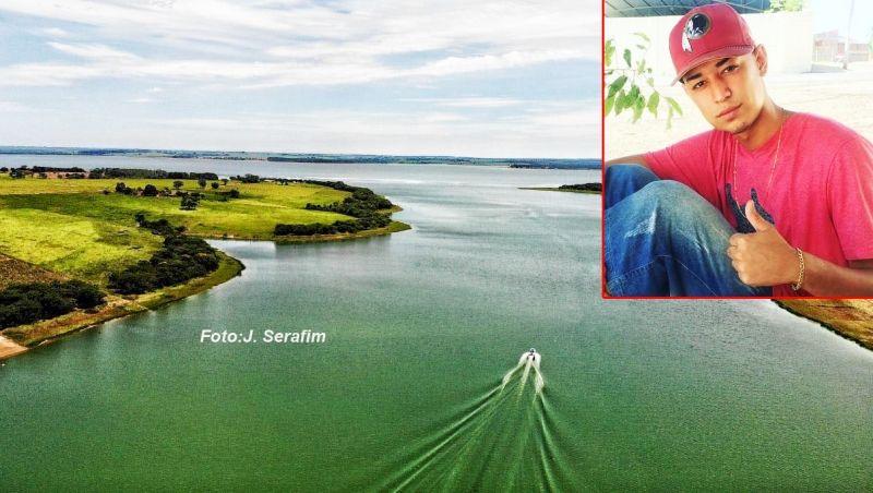 Guilherme iria passar as festas de fim de ano e morreu afogado na praia de Sabino.
