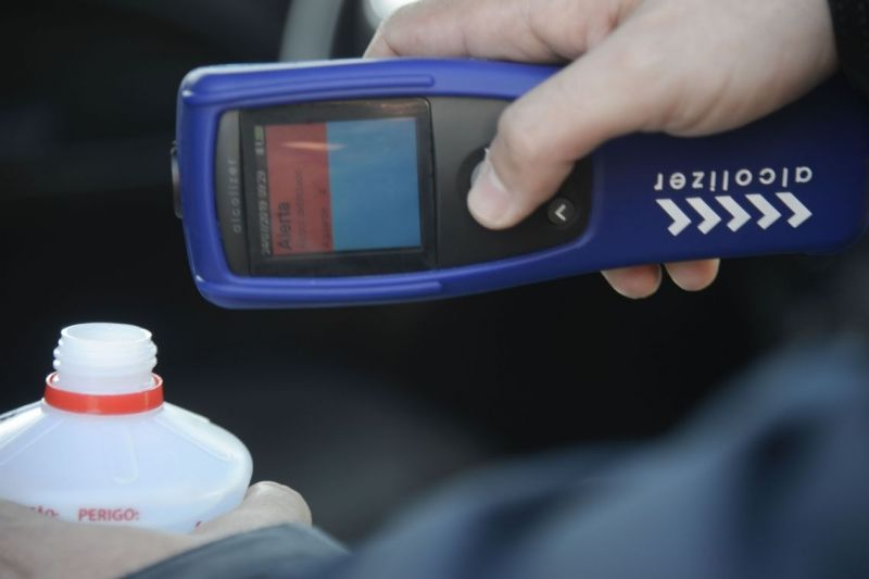 O novo equipamento detecta a embriaguez sem a necessidade do motorista soprar.