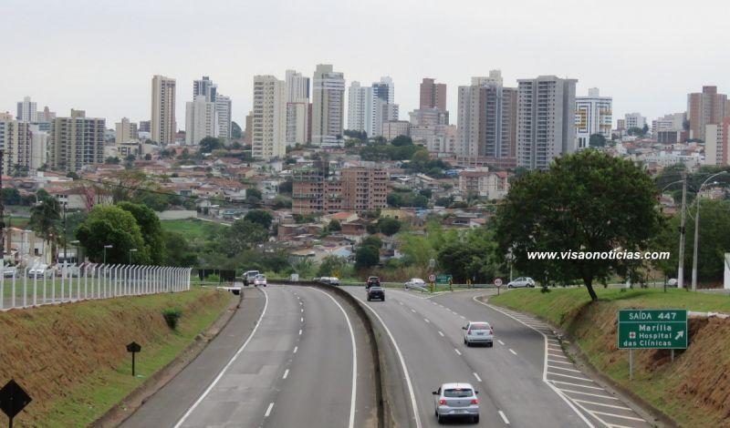 Marília ocupa lugar de destaque no país em cidades para viagem.