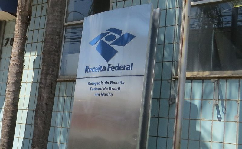 Delegacia da Receita Federal em Marília divulgou levantamento.