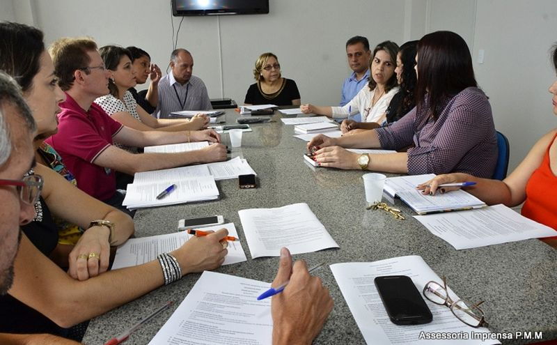 Reunião definiu a parceria entre Unesp e Secretaria.