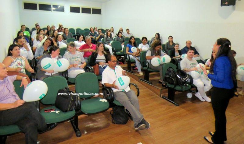 As palestras tiveram grande adesão de todos os departamentos da Unimed Marília