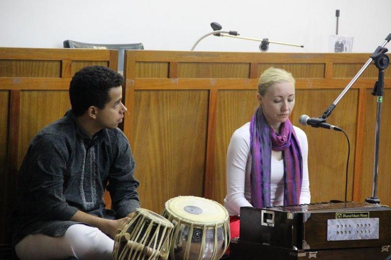 A da harmonista russa Ekaterina Bernik se apresenta em Marília neste sábado, dia 1º