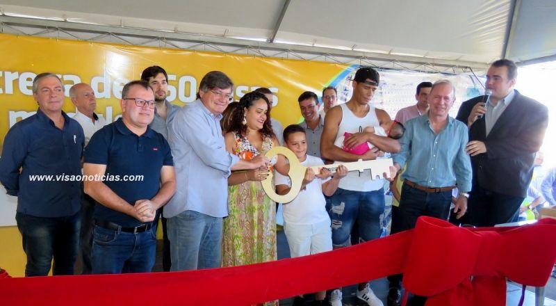 Sonho da casa própria para mais 260 famílias em Marília