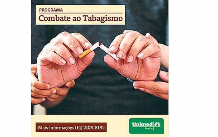 Programa de combate ao tabagismo da Unimed abre nova turma