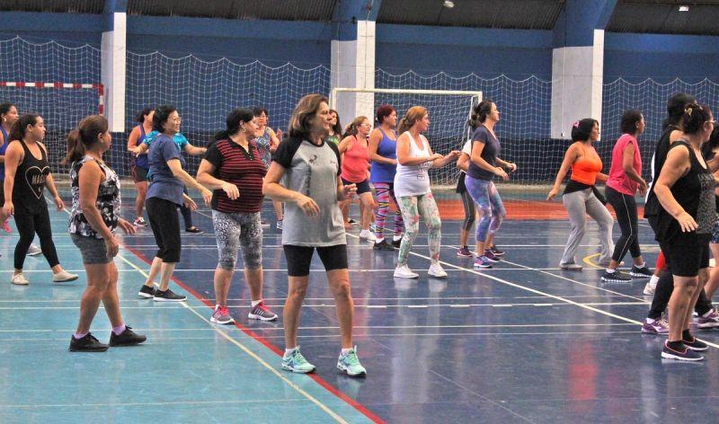 """Toda população é convidada a exercitar-se no """"Dia do desafio"""""""