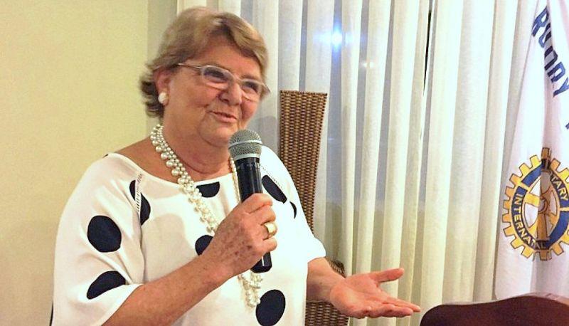 Diretora do Grupo Calcular, Maria Thereza Brandão Lima.
