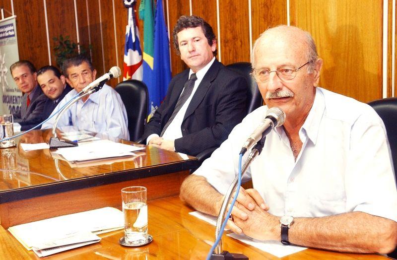 Waldemar Casadei era considerado uma liderança regional.