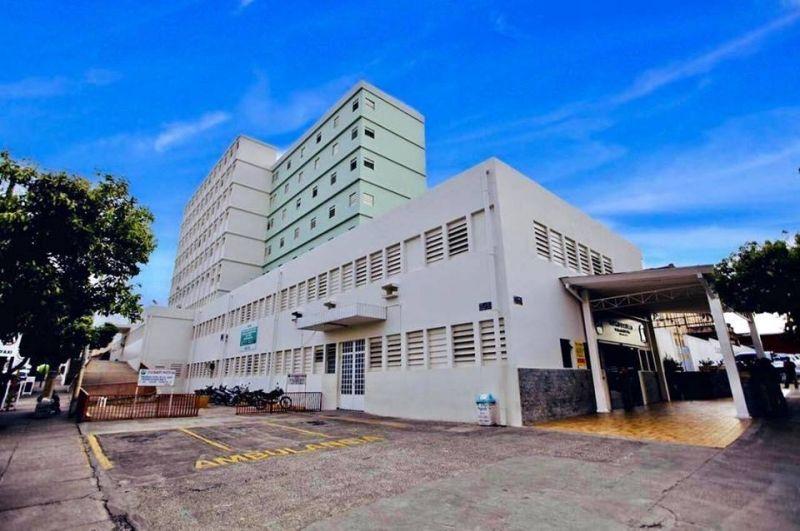 O bebê foi levado à Santa Casa de Lins, após trabalho da enfermeira.