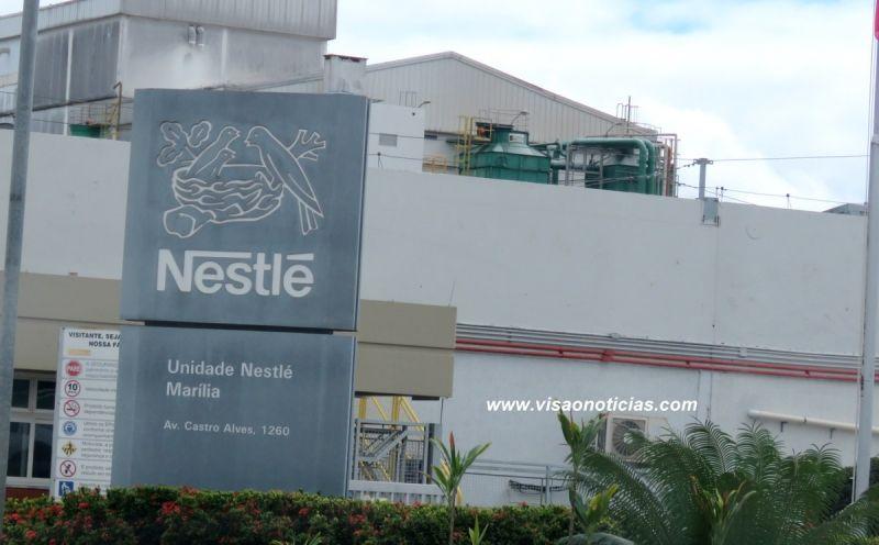 Unidade de Marília foi uma das que receberam a novidade: loja da Nestlé