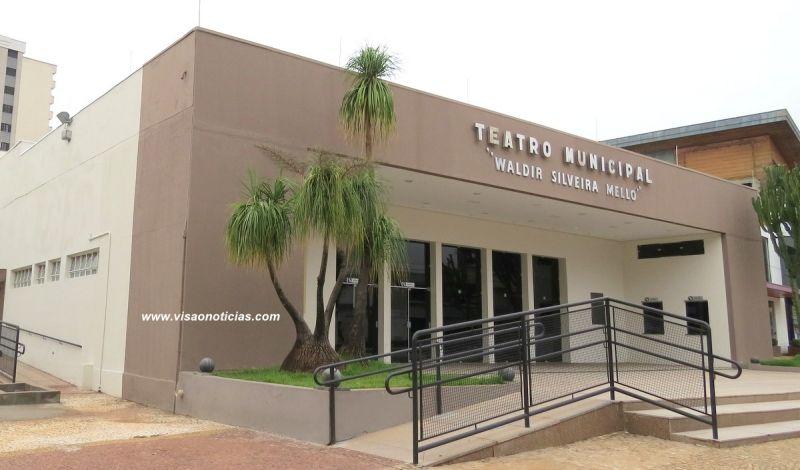 Tradicional evento será realizado no Teatro Municipal.