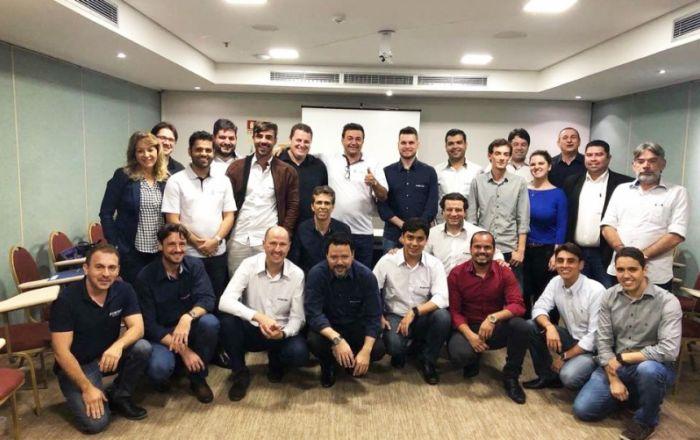 Gestor de Marília participou de encontro da Porter em Brasília