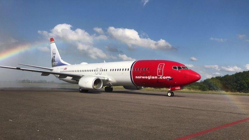 A norueguesa Norwegian Air já formalizou pedido para operar no Brasil.