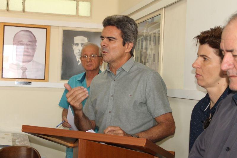 O empresário Ricardo Raymundo tenta voltar ao cargo de prefeito de Tupã em ação judicial