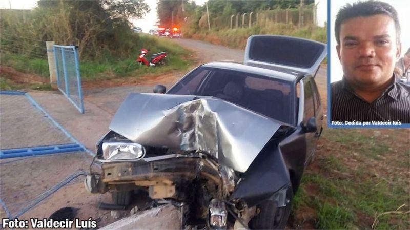 Acidente na tarde de domingo tirou a vida de morador de Iacri
