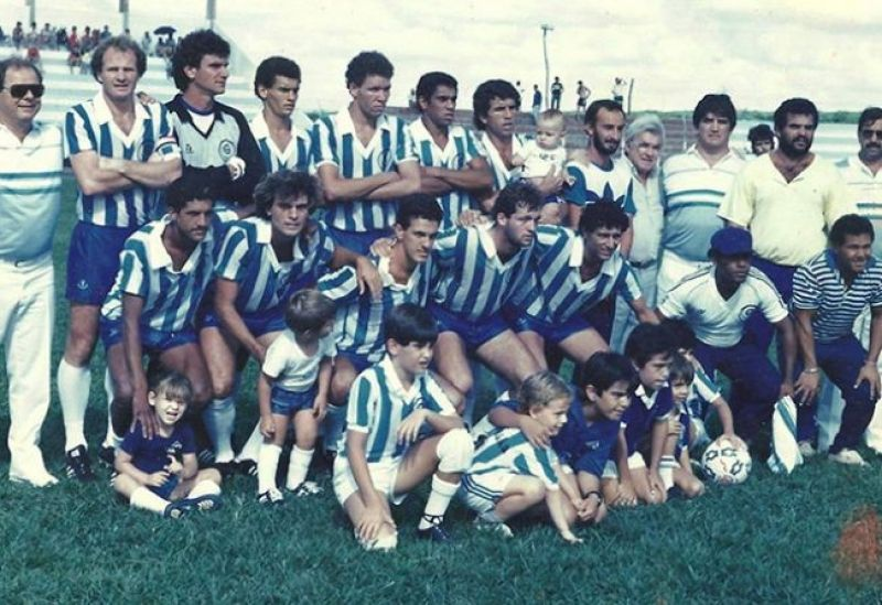 Trajetória do futebol em Garça está retratada em mostra histórica