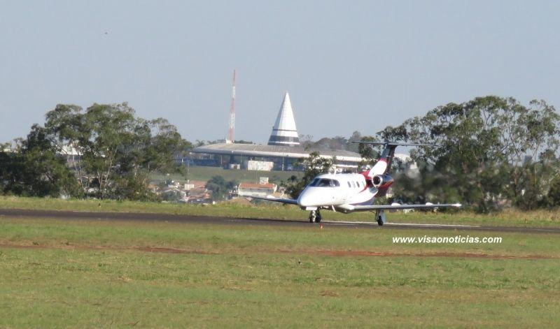 Com redução de alíquota, serão criados mais voos regionais. Expectativa em Marília.