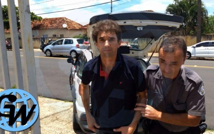 TRAGÉDIA: mãe e filho são executados a tiros. Acusado é preso em Marília tentando fugir