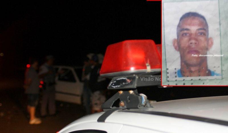 Fabiano (no detalhe) foi morto com um tiro na cabeça.
