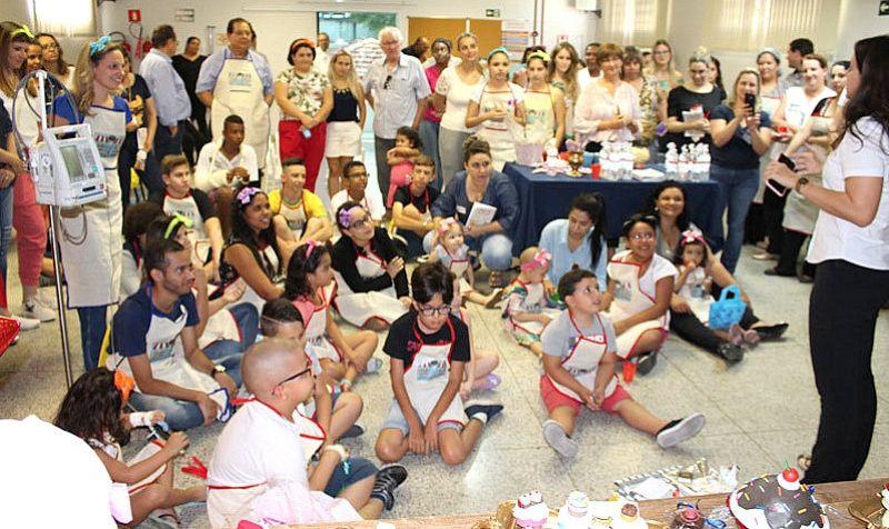 Festa das Crianças da Oncologia Pediátrica teve muitas atrações