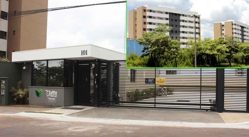 Edifício Residencial Vitta Esmeralda: com 116 apartamentos em duas torres