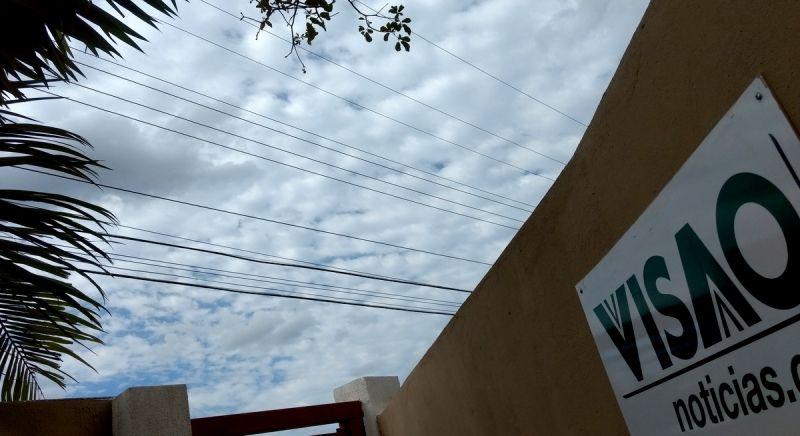 Nuvens mais carregadas começam a se formar em Marília