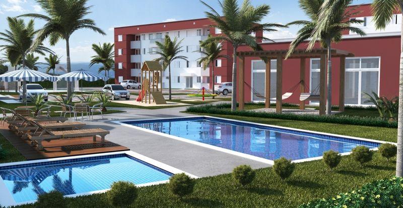 Residencial Murano terá 240 apartamentos e localização na zona Oeste.