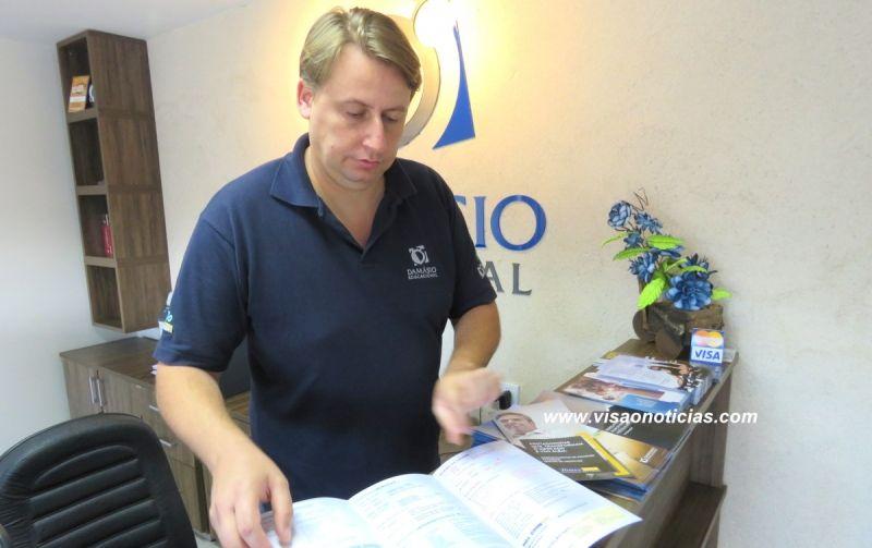 Edvaldo Carlos Terassi: curso preparatório para nível médio será muito importante para os candidatos.