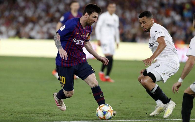 Leo Messi e equie querem acabar com jejum de títulos (26 anos).