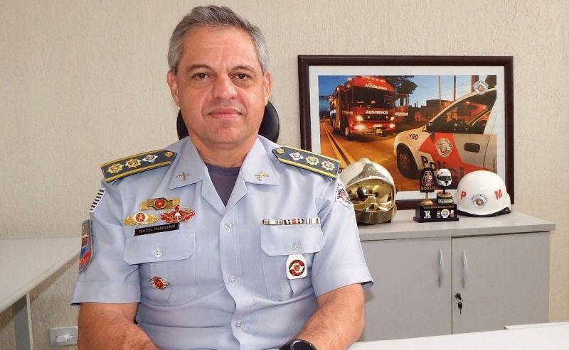 Coronel Boldrin assumiu o comando que abrange Marília e mais 24 cidades.