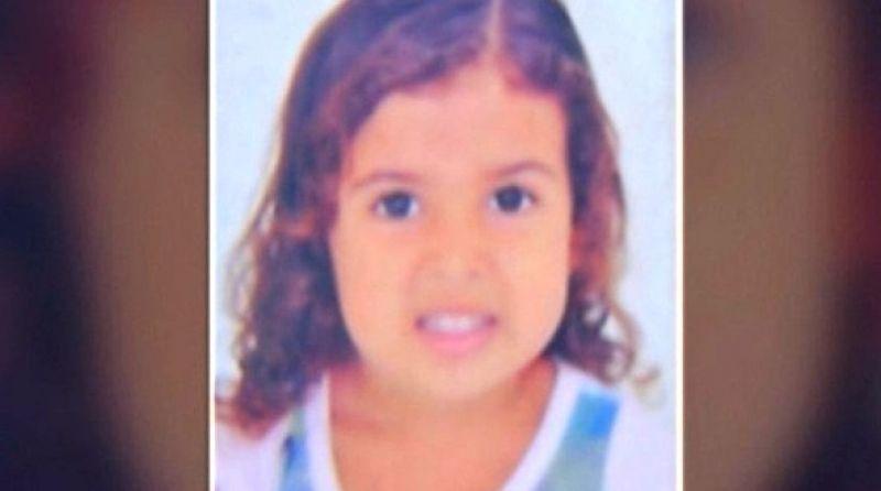Carolina dos Santos, de 5 anos, morreu após ser envenenada