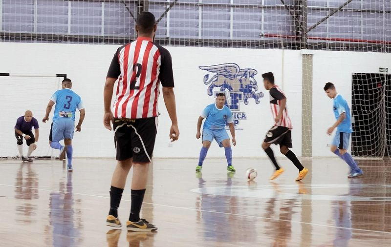 O torneio reúne 32 equipes de Marília e região.