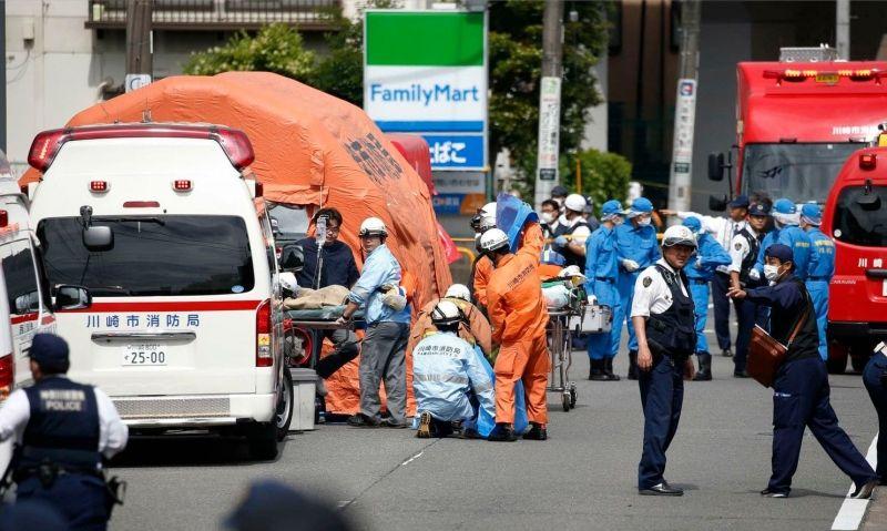O atentado em Kawasaki foi cometido por homem isolado socialmente