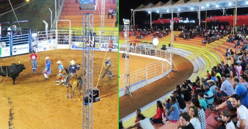 A festa é uma das mais tradicionais de toda região.