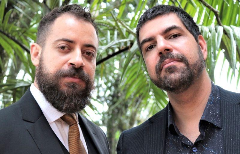 Danilo Brito e André Mehmari se apresentarão em Marília na sexta-feira (foto: Maria Silvia)