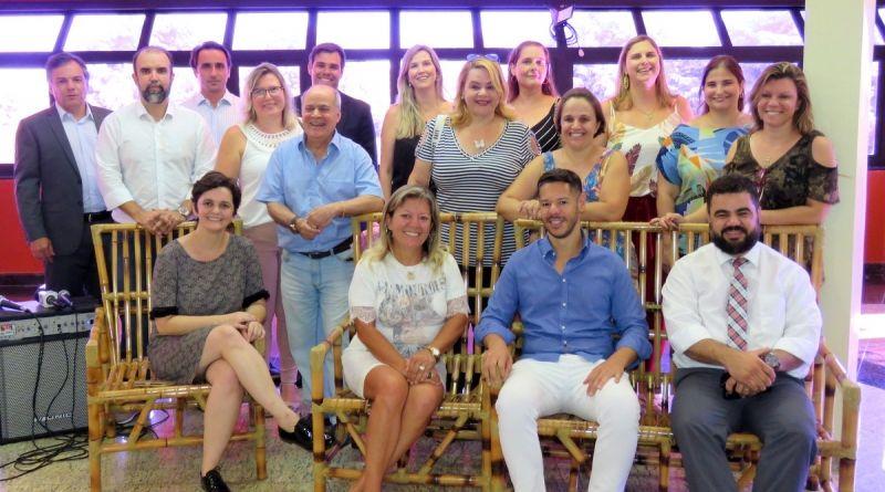 Ex-alunos comemoraram os 20 anos de formatura durante encontro no Univem.