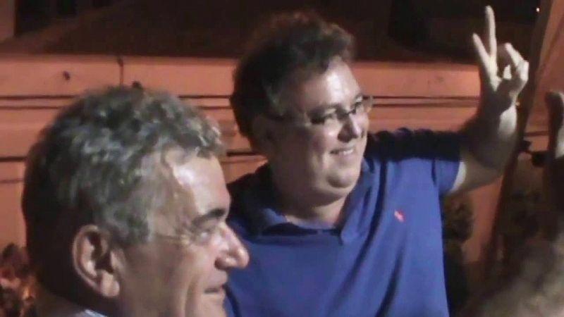 Neto Leoni e Dito Mazotti: vitória anulada no TRE.