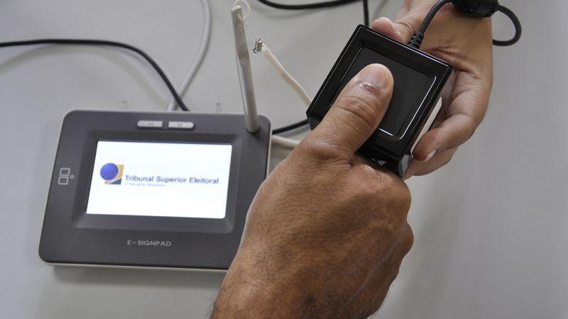 As eleições 2020 serão com reconhecimento biométrico em Marília