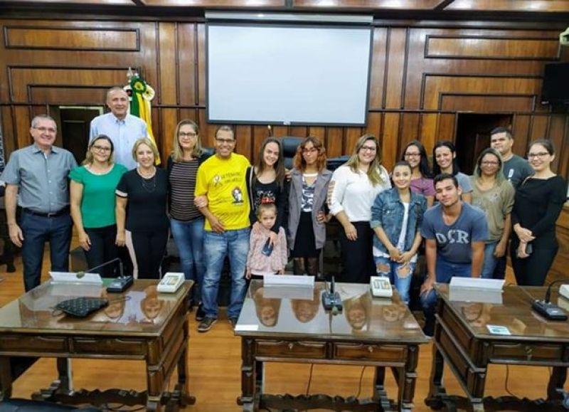Encontro aconteceu no plenário da Câmara Municipal de Tupã