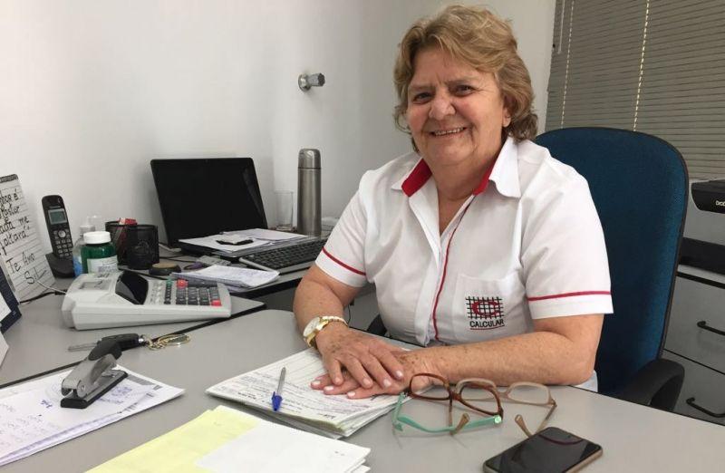Thereza Brandão, diretora da Calcular