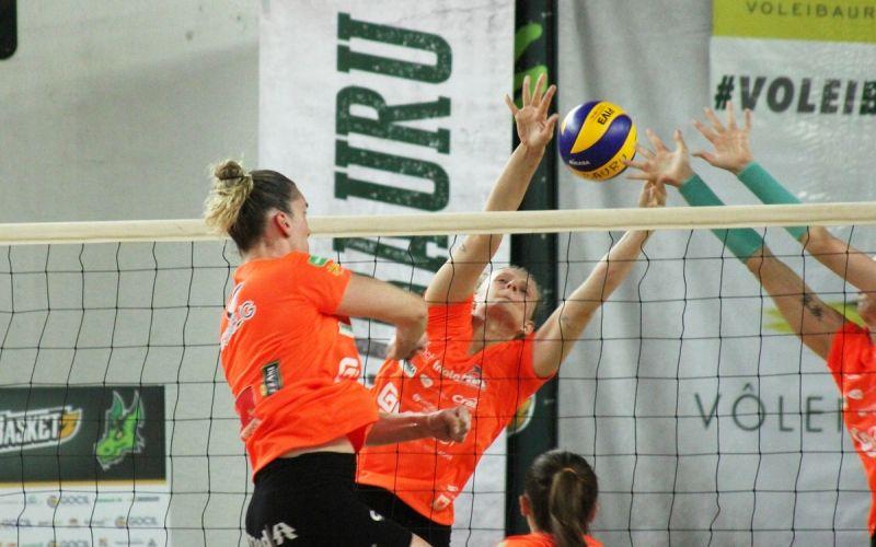 Vôlei feminino de Bauru vai jogar em Marília, pela Copa Banco do Brasil.