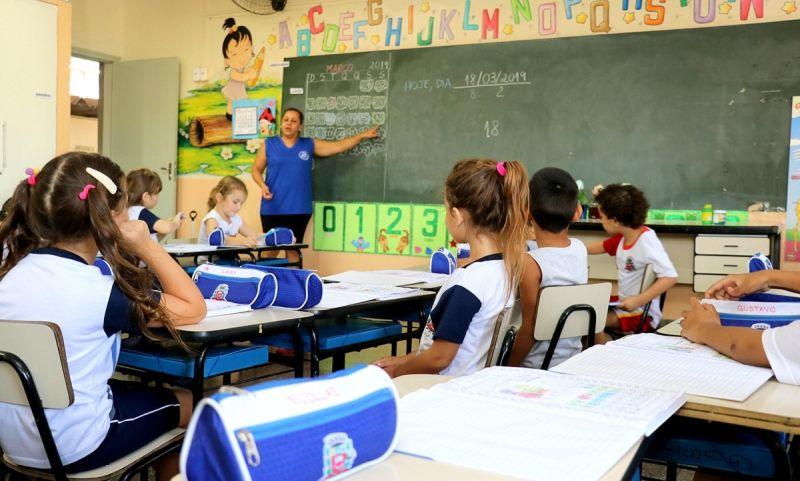 Educação ganhou mais de 500 novos servidores.