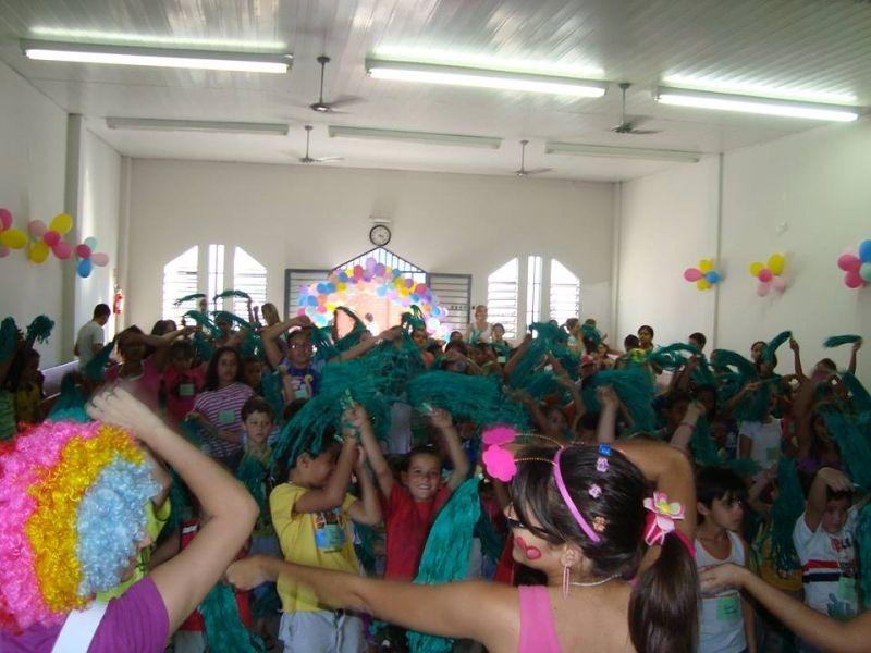 A 2ª Igreja Presbiteriana de Marília realiará programação especial de férias.
