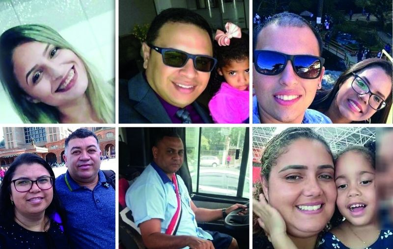Polícia Civil divulga nomes das vítimas do acidente rodoviário no Vale do Paraíba