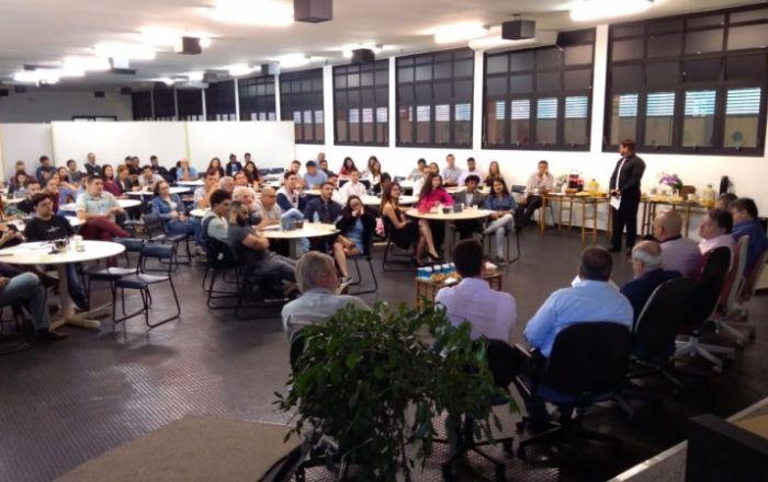 UNIVEM: Café com Empresários encerra ExpoNegócios 2018