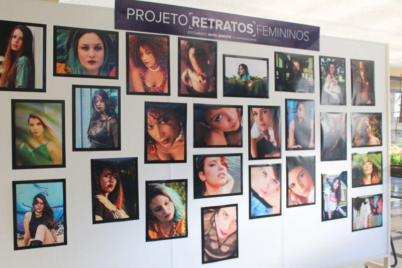 """Exposição fotográfica e de pintura  fazem parte do evento """"Juntos acreditamos nessa força"""""""