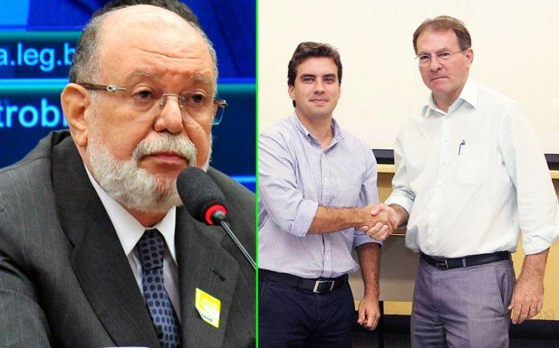 Léo Pinheiro afirma ter pago propinas aos ex-prefeitos Vinicius Camarinha e Ticiano Toffoli.